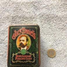 Cajas y cajitas metálicas: CAJA JACK DANIELS N 7. Lote 95939558