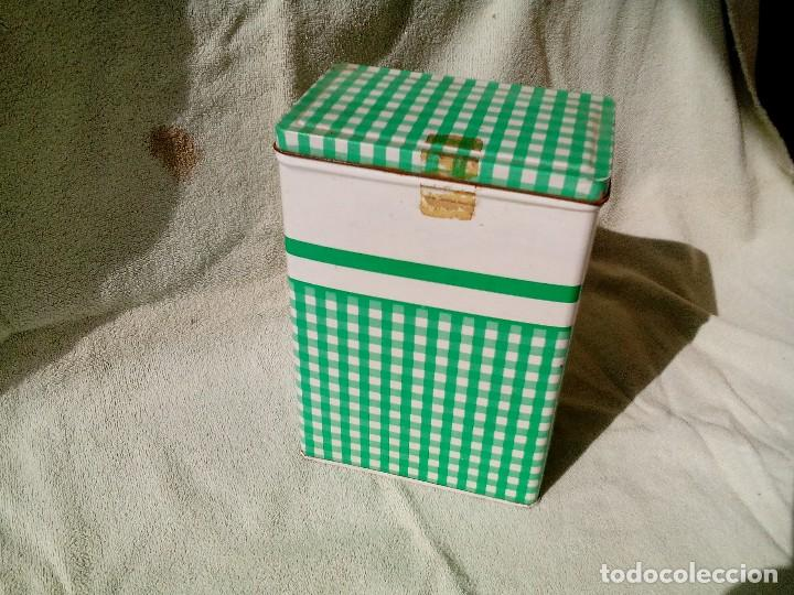 LATA COLACAO (Coleccionismo - Cajas y Cajitas Metálicas)