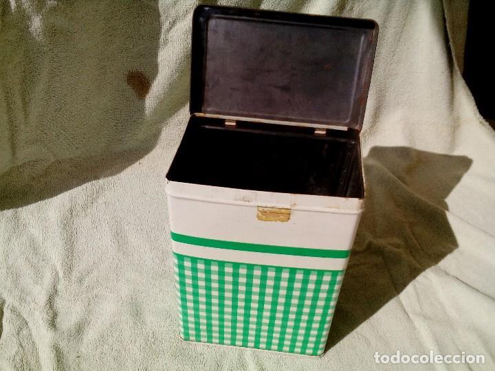 Cajas y cajitas metálicas: Lata colacao - Foto 3 - 96188867