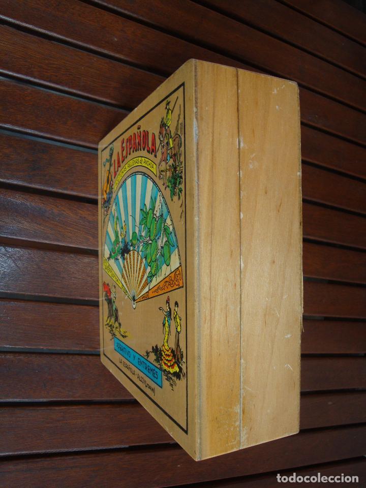 Cajas y cajitas metálicas: LA ESPAÑOLA ACEITUNAS ALCOY - Foto 2 - 97778151