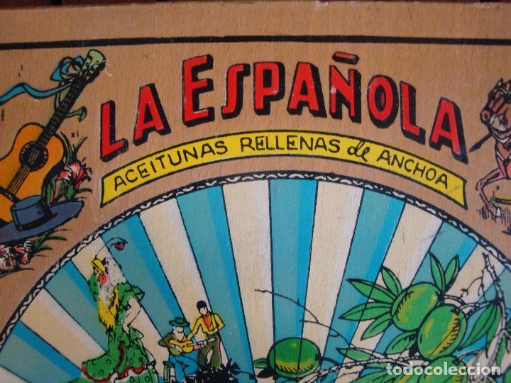 Cajas y cajitas metálicas: LA ESPAÑOLA ACEITUNAS ALCOY - Foto 3 - 97778151