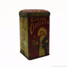 Blechdosen und Kisten - Antigua caja metal litografiado Cacao Droste - 98645411