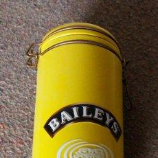 Cajas y cajitas metálicas: BOTE METAL BAILEYS - CAJA BAILEYS - BUEN ESTADO DE CONSERVACIÓN. Lote 100711391