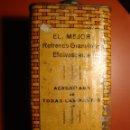 Cajas y cajitas metálicas: REFRESCO GRANULADO. Lote 101770411
