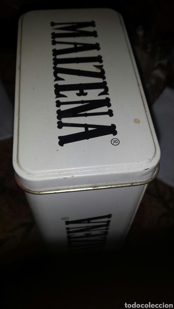 Cajas y cajitas metálicas: Lata maizena - Foto 2 - 102301628