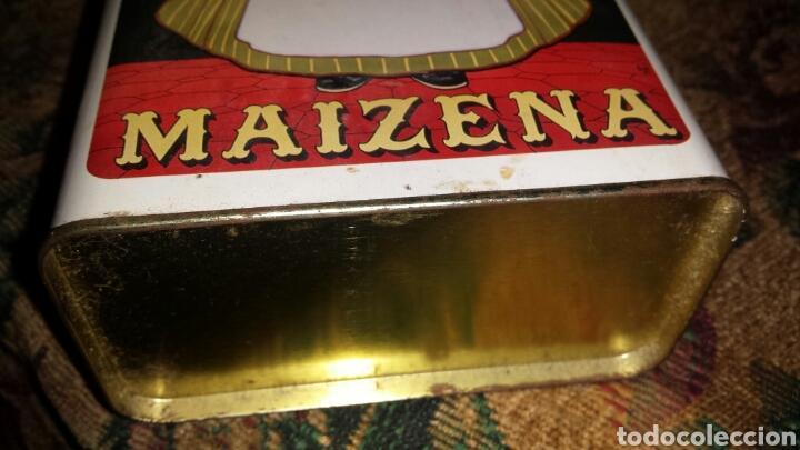 Cajas y cajitas metálicas: Lata maizena - Foto 3 - 102301628