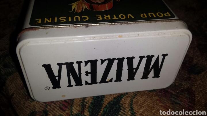 Cajas y cajitas metálicas: Lata maizena - Foto 4 - 102301628
