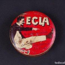 Cajas y cajitas metálicas: BETUN PARA EL CALZADO ECLA. Lote 102418227