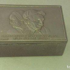 Cajas y cajitas metálicas: CAJA CAJA DE AHORROS MUNICIPAL BILBAO. Lote 102483219