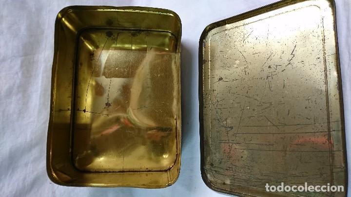 Cajas y cajitas metálicas: CAJA METÁLICA DULCE MEMBRILLO, LA DOLOROSA, PUENTE GENIL - Foto 7 - 104807015
