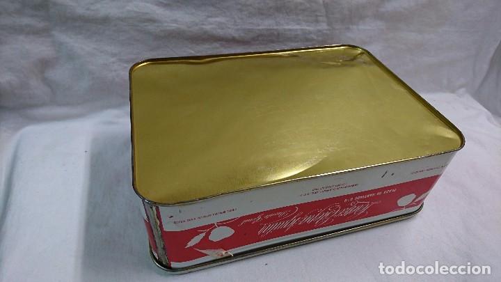 Cajas y cajitas metálicas: CAJA METÁLICA DULCE MEMBRILLO SAN LORENZO, PUENTE GENIL - Foto 6 - 104813035