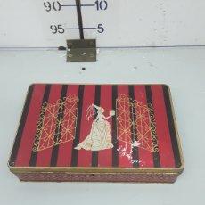 Cajas y cajitas metálicas: CAJA. Lote 106680154
