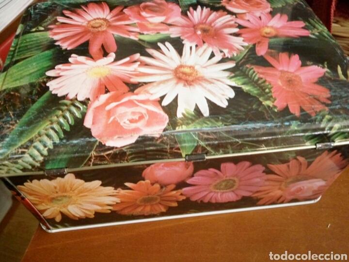 LATA COLA-CAO (Coleccionismo - Cajas y Cajitas Metálicas)