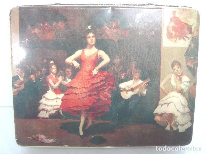 Cajas y cajitas metálicas: CAJA LATA - PASTCAFE LOGROÑO - 400 GRS- PASTILLAS CAFE Y LECHE - FAB. Nº 38-PAST CAFE -BOTE METALICA - Foto 2 - 125986235