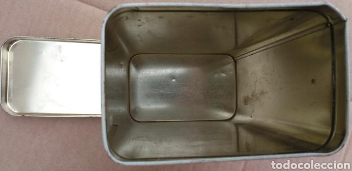 Cajas y cajitas metálicas: CAJA METÁLICA DE ARROZ EXTRA BAYO - Foto 5 - 111965624