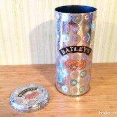 Cajas y cajitas metálicas: CAJA METÁLICA BAILEYS / AÑOS 2000. Lote 112644231