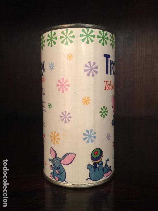 Cajas y cajitas metálicas: BOTE POLVOS DE TALCO TROMPY, DUMBO. MOLINA DE SEGURA, MURCIA. - Foto 4 - 113198663