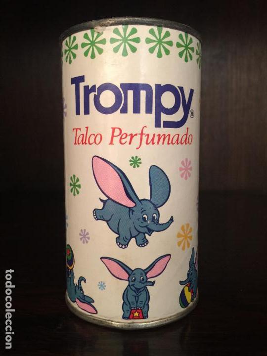 Cajas y cajitas metálicas: BOTE POLVOS DE TALCO TROMPY, DUMBO. MOLINA DE SEGURA, MURCIA. - Foto 5 - 113198663