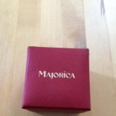 Cajas y cajitas metálicas: CAJA ANTIGUA MAJORICA. Lote 115205231