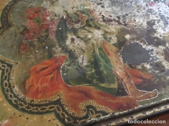 Cajas y cajitas metálicas: Antigua Caja Metálica. Sin Marca - Foto 2 - 115210435