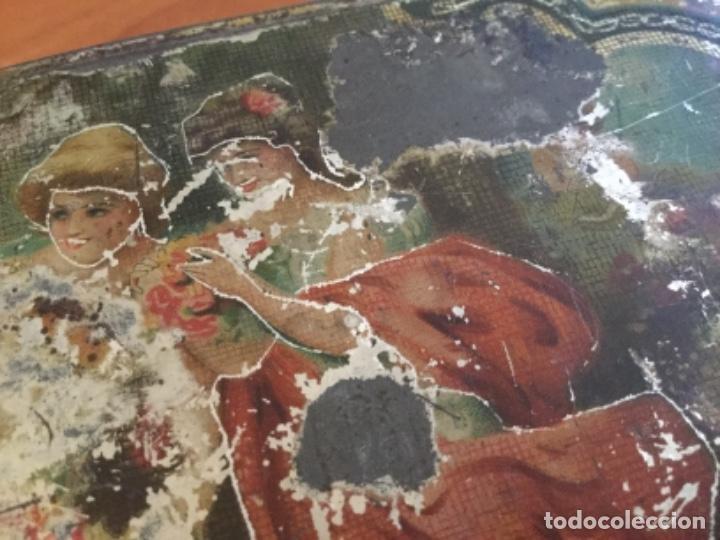 Cajas y cajitas metálicas: Antigua Caja Metálica. Sin Marca - Foto 3 - 115210435
