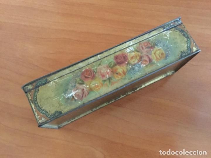 Cajas y cajitas metálicas: Antigua Caja Metálica. Sin Marca - Foto 12 - 115210435