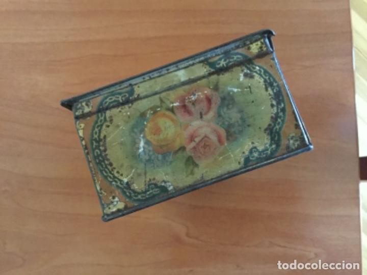 Cajas y cajitas metálicas: Antigua Caja Metálica. Sin Marca - Foto 13 - 115210435