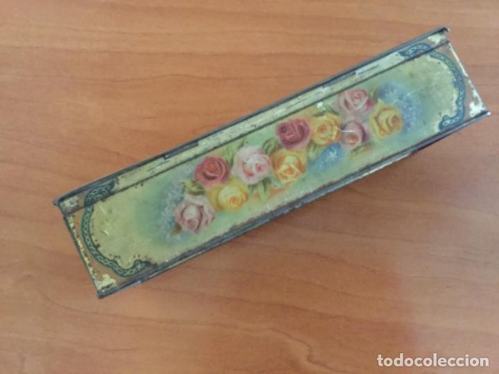 Cajas y cajitas metálicas: Antigua Caja Metálica. Sin Marca - Foto 14 - 115210435