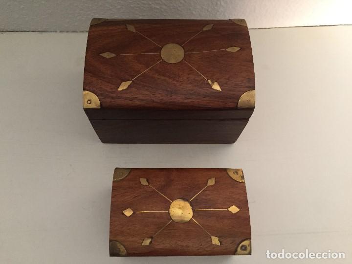 Cajas y cajitas metálicas: JUEGO 2 BAULES - Foto 4 - 119187199
