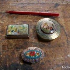 Cajas y cajitas metálicas: LOTE DE CAJITAS . Lote 119251331