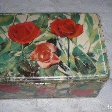 Cajas y cajitas metálicas: CAJA COLA CAO. Lote 119458611