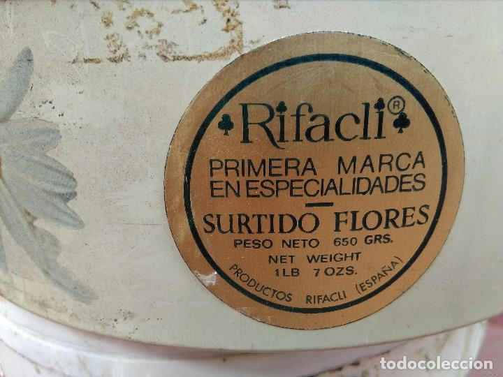 Cajas y cajitas metálicas: CAJA GRANDE DE HOJALATA LITOGRAFIADA - Foto 4 - 120028475