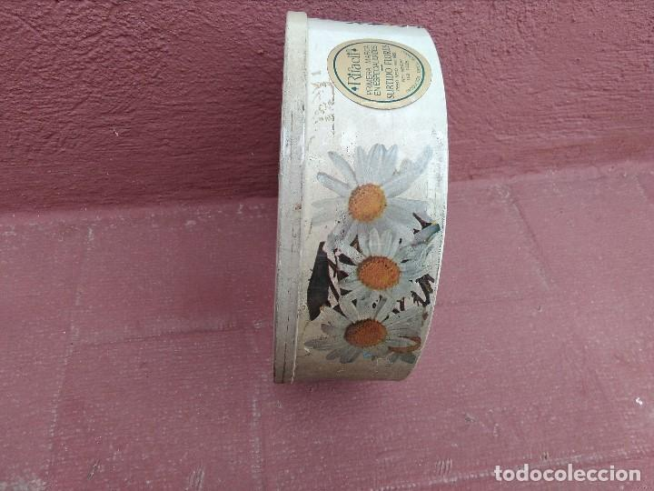 Cajas y cajitas metálicas: CAJA GRANDE DE HOJALATA LITOGRAFIADA - Foto 9 - 120028475