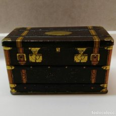 Cajas y cajitas metálicas: BAULITO DE LATA. Lote 121851511