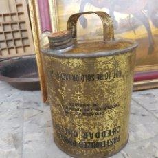 Cajas y cajitas metálicas: ANTIGUA LATA DE CONSERVAS AMERICANA , CHEDDAR CHEESE, AYUDA DE POSGUERRA , U.S.A. Lote 122656900