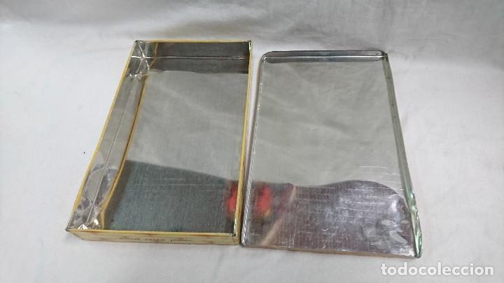 Cajas y cajitas metálicas: ANTIGUA CAJA METÁLICA VACÍA DE GALLETAS BRAEMAR - M. VITIE & PRICE - SHORTBREAD - MADE IN SCOTLAND - Foto 2 - 123114183