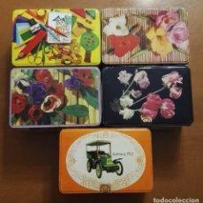 Cajas y cajitas metálicas: CAJA - LATA ANTIGUA COLA CAO. COLACAO.. Lote 58146946