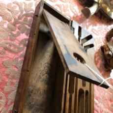 Cajas y cajitas metálicas: ESTUCHE HERRAMIENTAS LIMPIEZA ARMA FUSIL. Lote 126844991