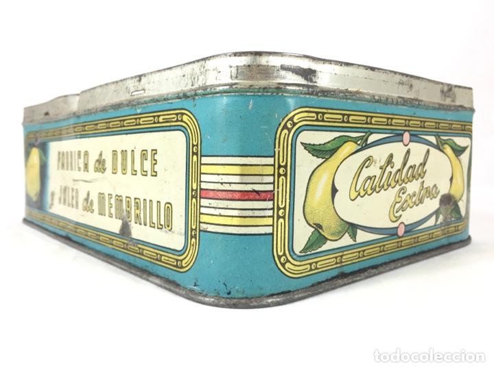 Cajas y cajitas metálicas: Solano y Rivas - Puente Genil - Dulce y Jalea de Membrillo - Foto 2 - 127860235