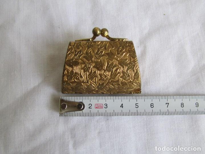 Cajas y cajitas metálicas: Cajita metálica pastillero con forma de bolso - Foto 2 - 129972447