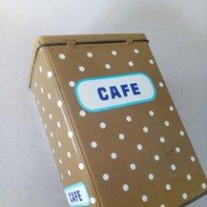 Cajas y cajitas metálicas: BONITA LATA DE COLACAO PARA CAFE.. Lote 130498548