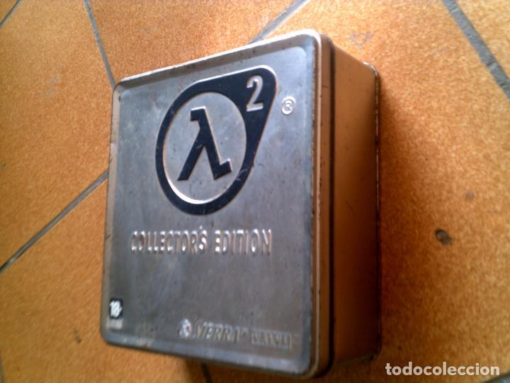 Cajas y cajitas metálicas: CAJA METALLICA DE LATA MIDE 20 X 30 - Foto 2 - 131491490