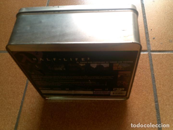 Cajas y cajitas metálicas: CAJA METALLICA DE LATA MIDE 20 X 30 - Foto 3 - 131491490