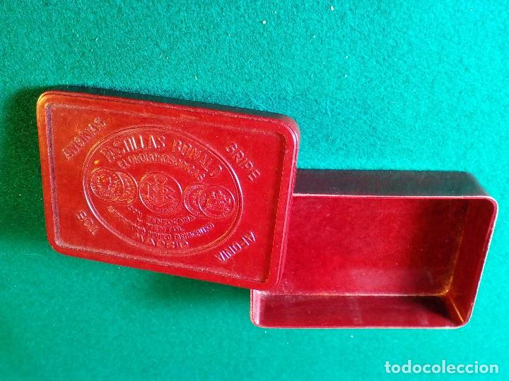 Cajas y cajitas metálicas: CAJITA DE BAQUELITA PASTILLAS BONALD - Foto 3 - 133053310