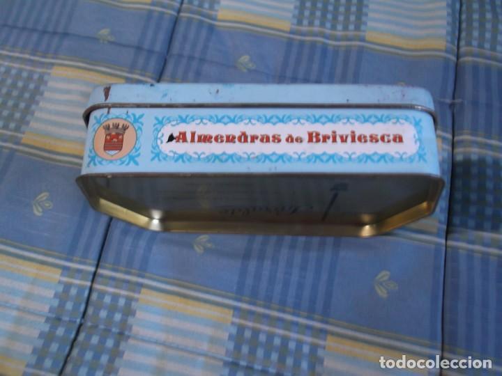 Cajas y cajitas metálicas: CAJA CHAPA ALMENDRAS BRIVIESCA - Foto 2 - 134325126