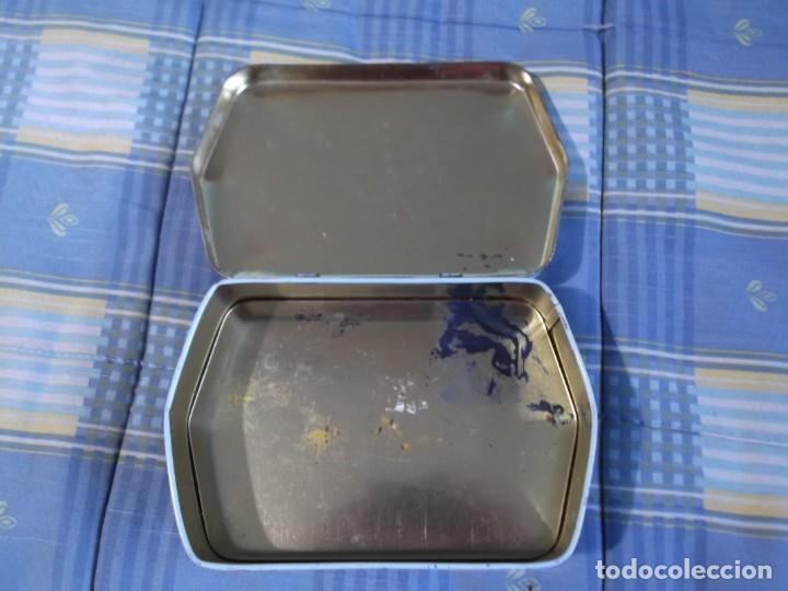 Cajas y cajitas metálicas: CAJA CHAPA ALMENDRAS BRIVIESCA - Foto 4 - 134325126