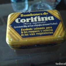 Cajas y cajitas metálicas: CAJITA ANTIGUA BOMBONES COTIDIANA METAL. Lote 135242538