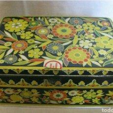 Cajas y cajitas metálicas: CAJA DE COLA CAO. Lote 135855717