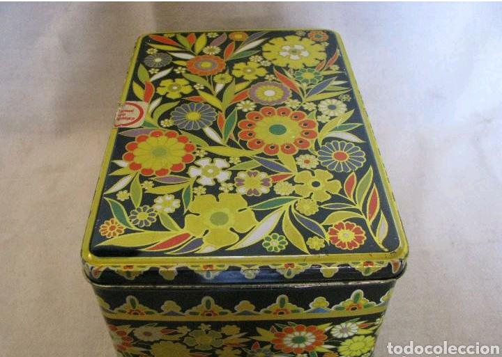 Cajas y cajitas metálicas: Caja de Cola Cao - Foto 3 - 135855717