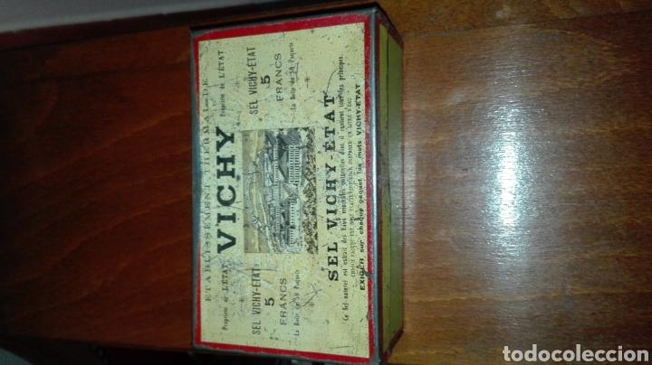 Cajas y cajitas metálicas: Caja metálica de VICHY - Foto 3 - 135855775
